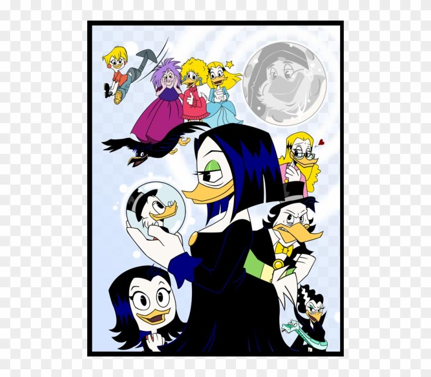 Magica De Spell Cartoon Hd Png Download 500x655 4148079 Pngfind