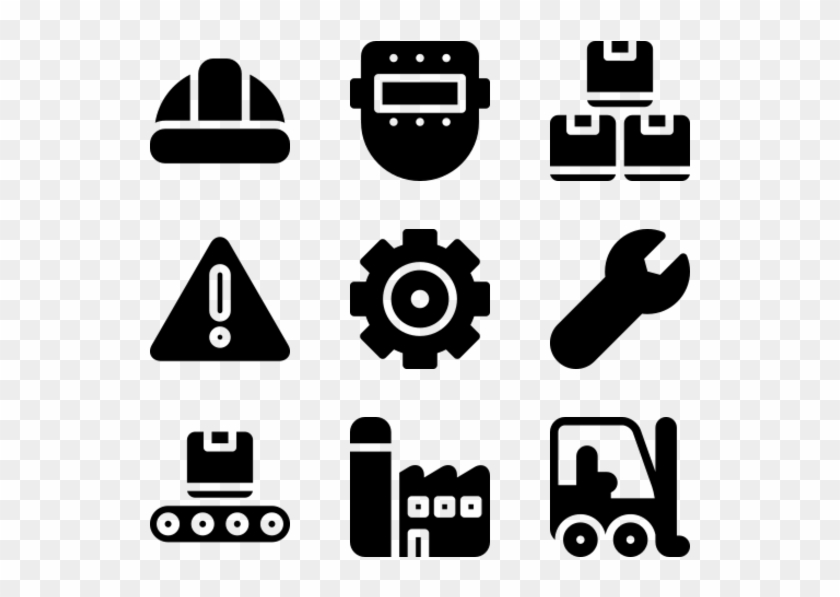Manufacturing - Instagram Facebook Icon Vector, HD Png