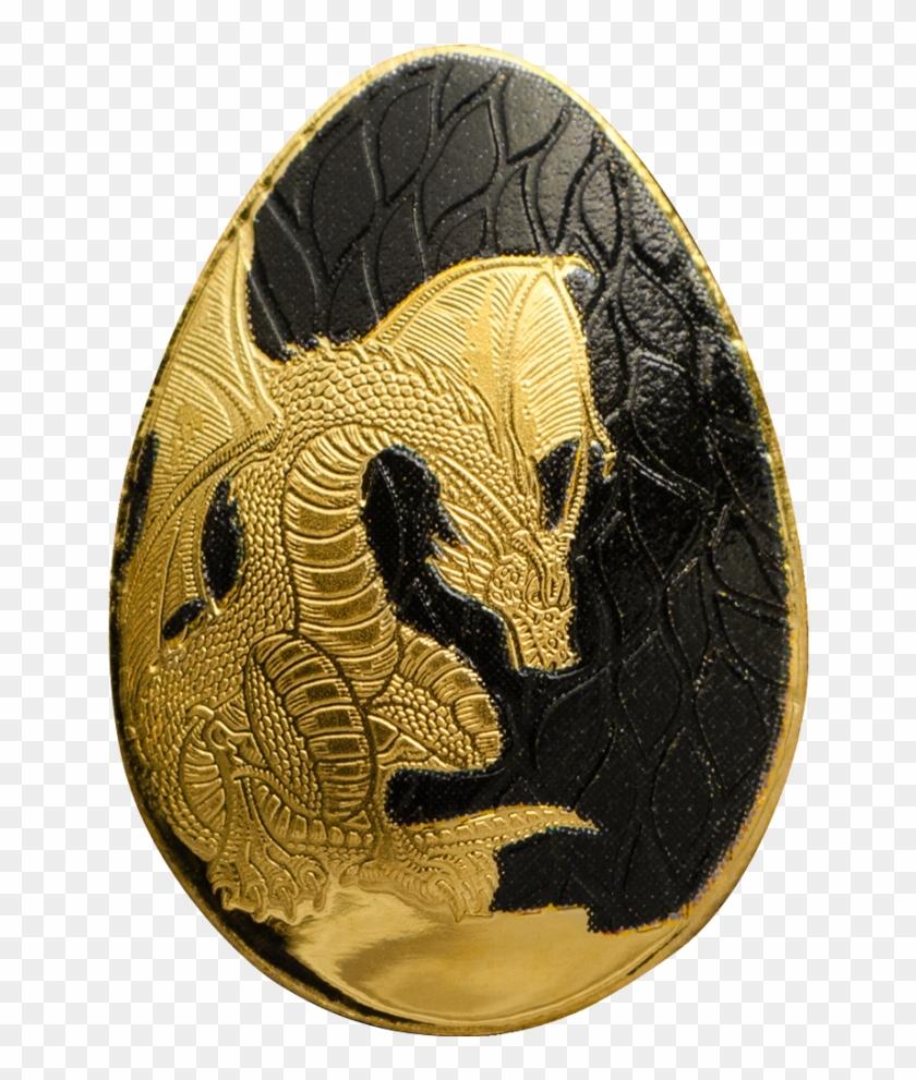 Golden Dragon Egg - Dragon Egg, HD Png Download - 910x910