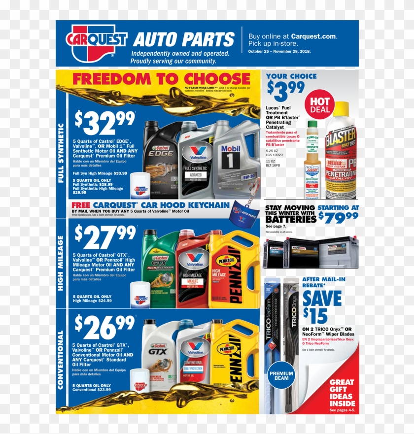 Carquest Auto Parts Hd Png Download 633x800 4160426 Pngfind