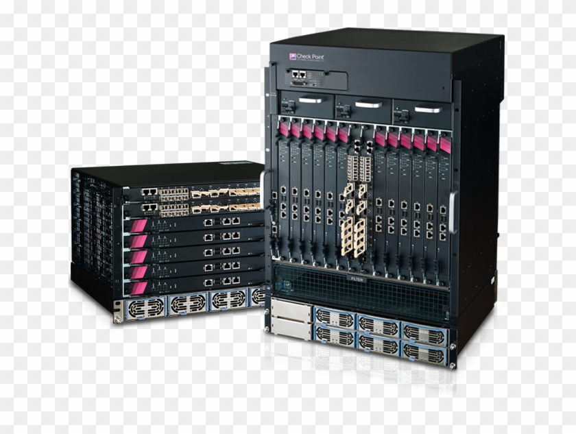 High Performance, Scalable Platforms - Checkpoint 64000, HD