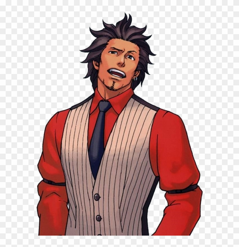 Ace Attorney Hd Png Diego Armando Ace Attorney Transparent Png