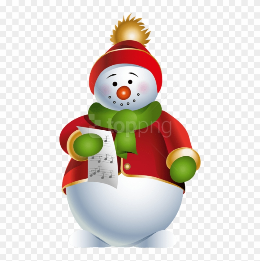 Christmas Clipart Transparent Background.Free Png Snowman Transparent Png Transparent Background
