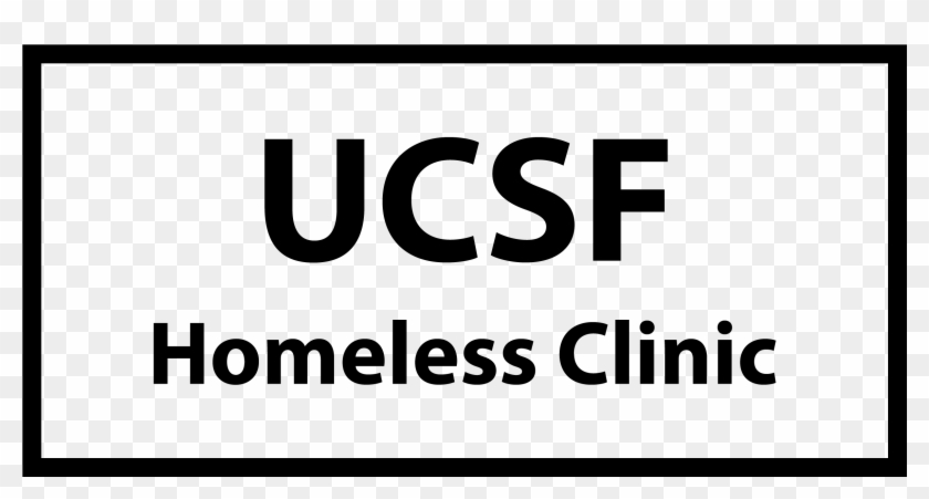 Ucsf Student-run Homeless Clinic - Graphics, HD Png Download