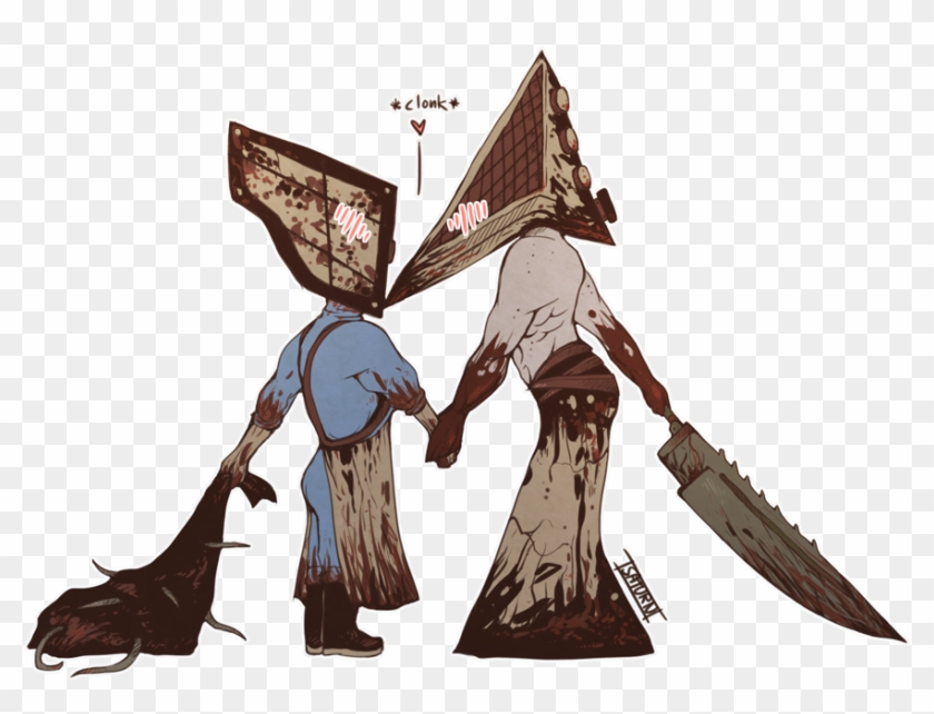 Pyramid Head Png Image Background Silent Hill Vs The Evil Within