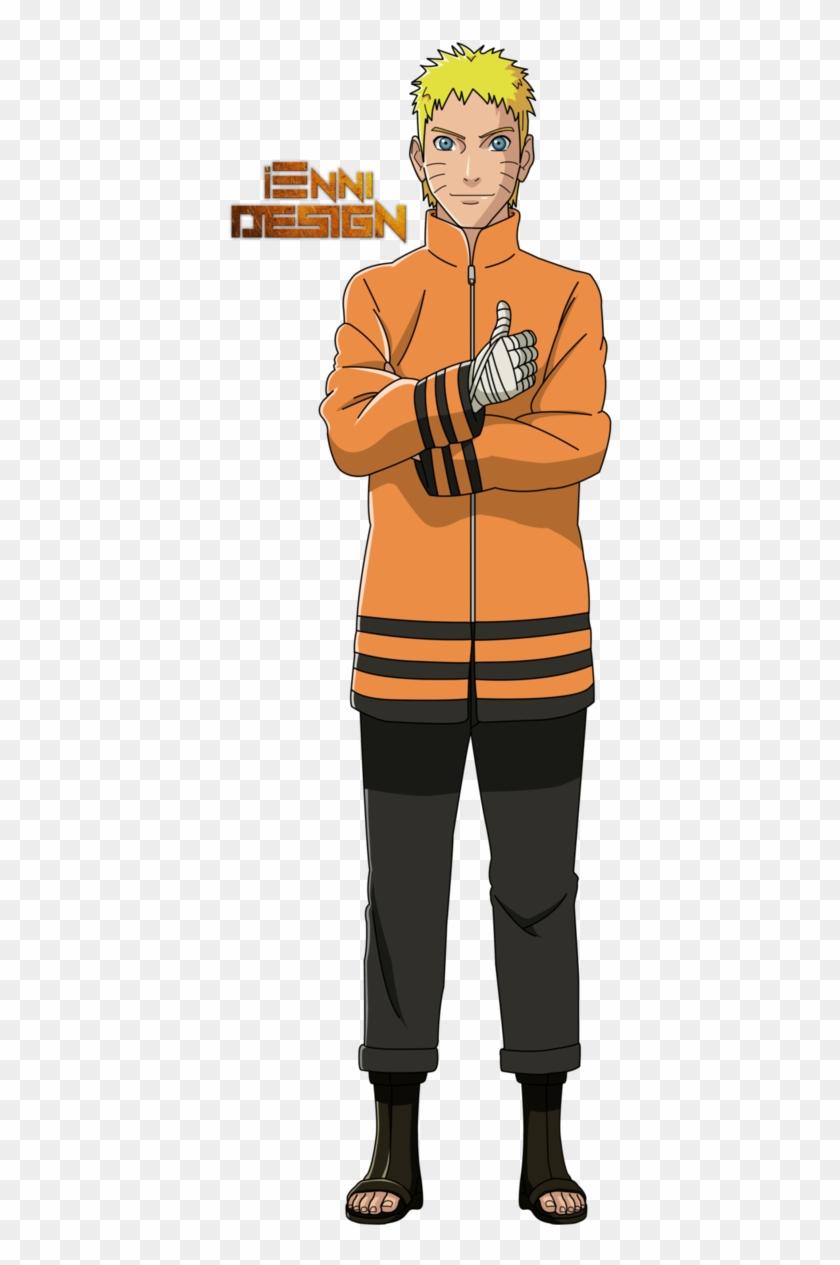 Naruto The Movie Naruto Uzumaki Hokage Png Transparent Png 385x1185 4218067 Pngfind