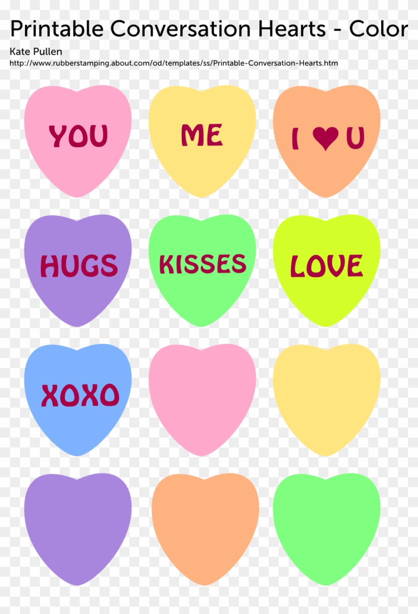 photograph about Printable Hearts to Color referred to as Printable Interaction Hearts - Printable Center Coloration