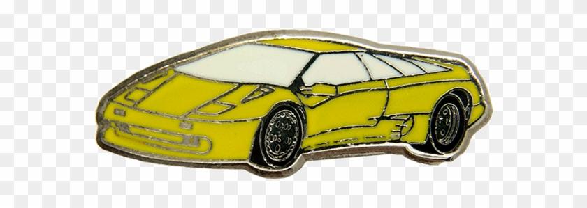 Lamborghini Pin Yellow Lamborghini Gallardo Hd Png Download