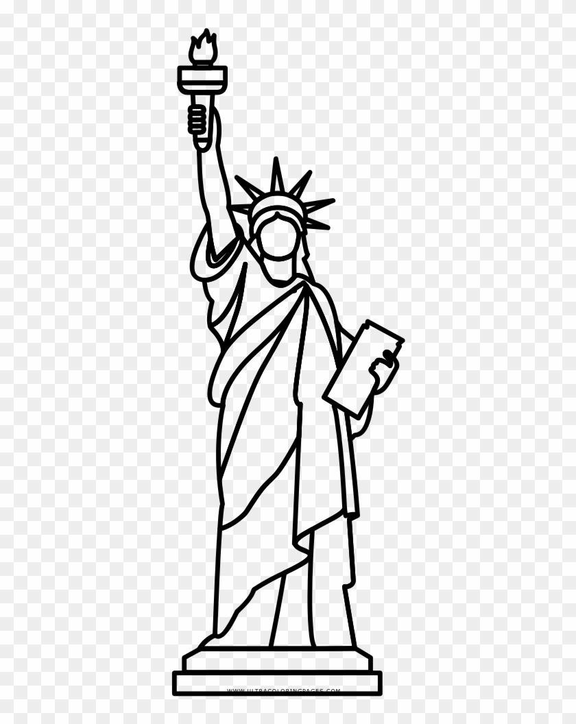 Resultado De Imagem Para Estatua Da Liberdade Desenho Statue Of