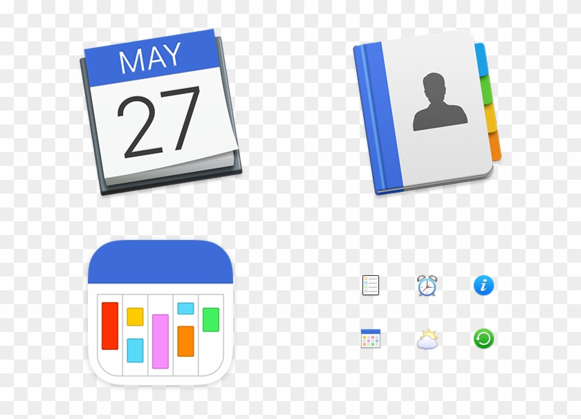Busymac Application Icons Macos Application & Preference - Software