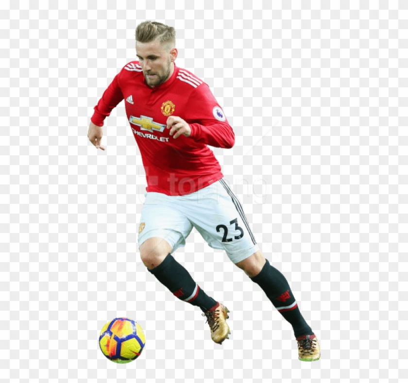 official photos e4f4d 51ecb Free Png Download Luke Shaw Png Images Background Png ...