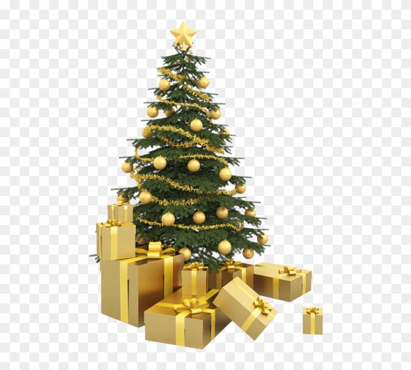 Arbre Noel Png Gold Christmas Tree Png Transparent Png 600x708