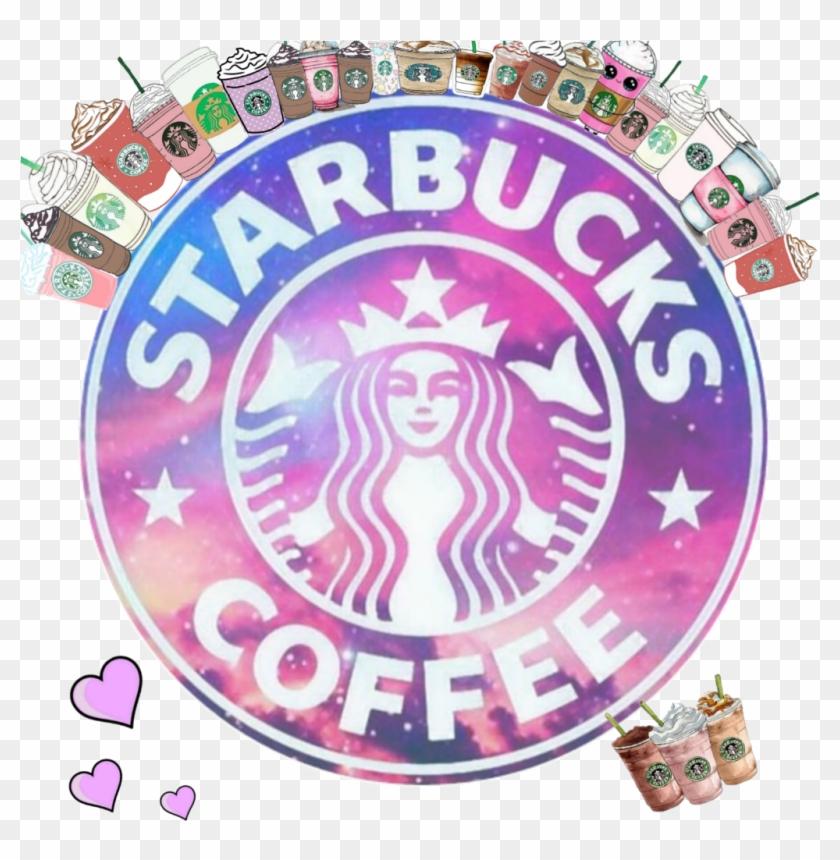 Starbucks Sticker Cute Wallpaper Starbucks Hd Png