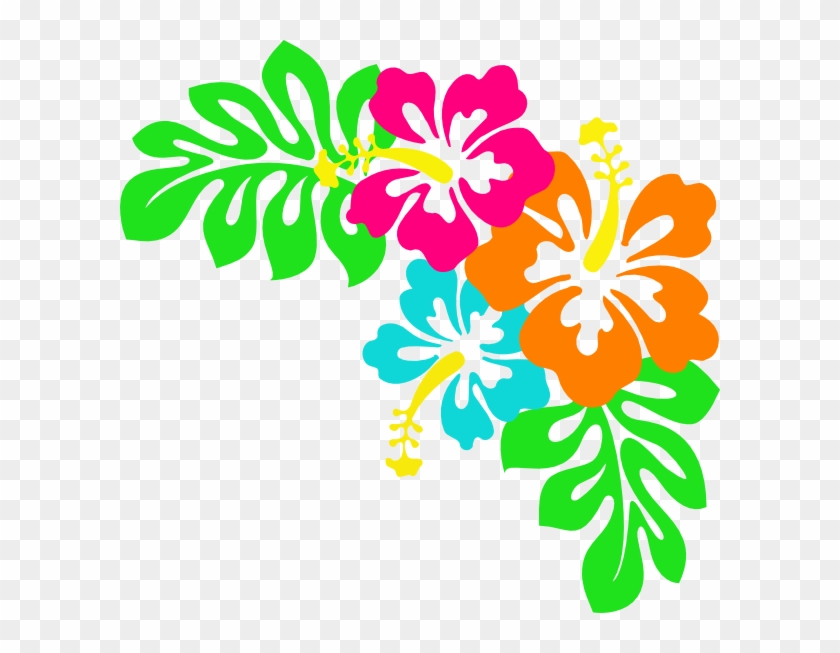 Tropical Leaves Clip Art Tropical Flowers Clip Art Hd Png Download 600x573 4279725 Pngfind Edit and share any of these stunning tropical flower clipart pics. tropical flowers clip art hd png