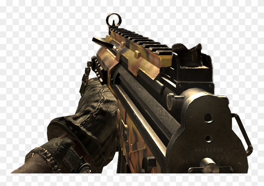 The Call Of Duty Wiki Mw2 Urban Gun Camo Hd Png Download