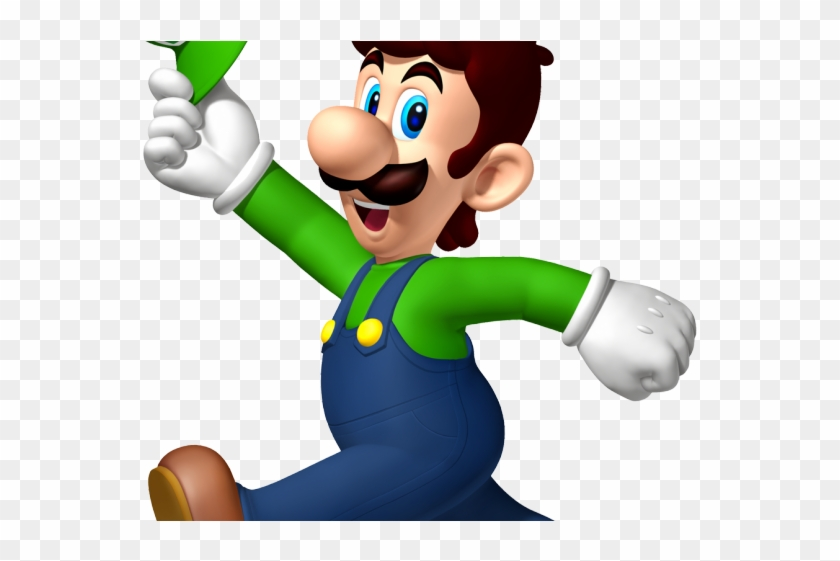 Mario luigi. Bros clipart hat super