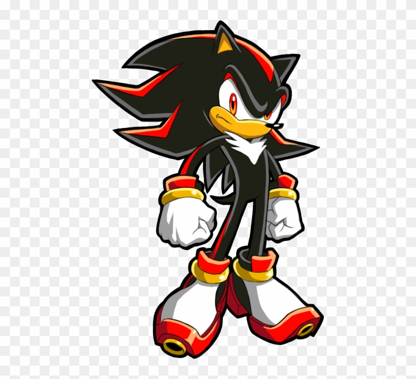 Shadow Shadow The Hedgehog Sonic Chronicles Hd Png Download 471x687 430411 Pngfind