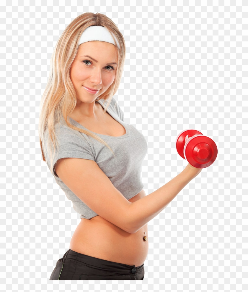 Fitness Girl Png Weight Loss Transparent Png 650x920 431558 Pngfind
