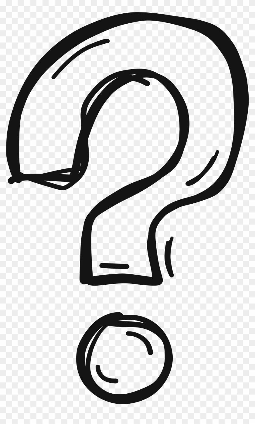 Question mark vector. Free stock clip art