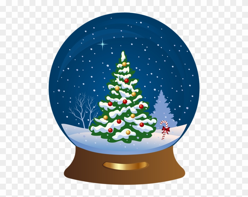 641be2a58f56e Pin By Kim Heiser On Christmas Clipart - Christmas Snow Globe Transparent  Background