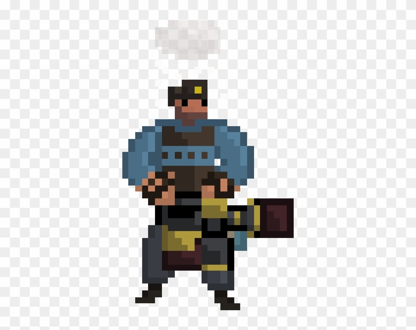 Made A Small Heavy Pixel Art Heavy Pixel Art Hd Png Download