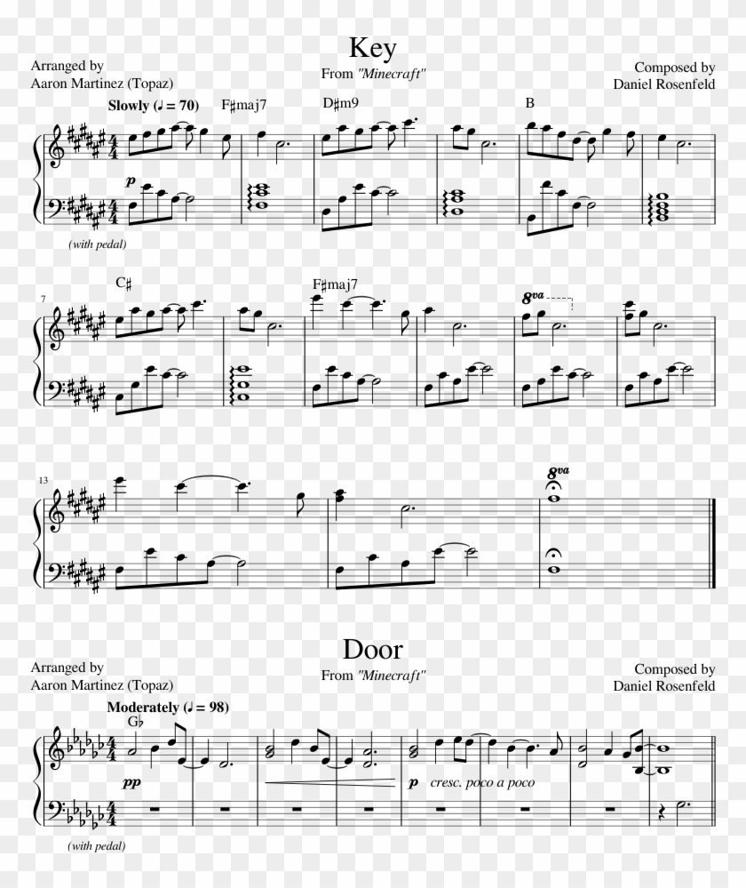 Alpha - Attention Charlie Puth Piano Sheet Music, HD Png