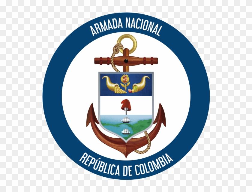 Armada Nacional Colombia Escudo Armada Nacional Hd Png Download 569x569 4309119 Pngfind