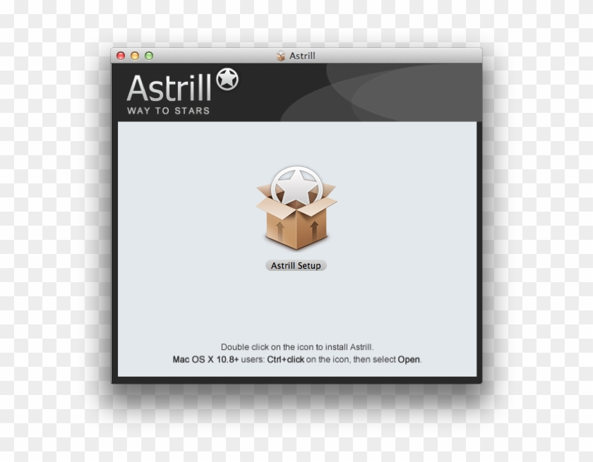 Astrill Setup Windows