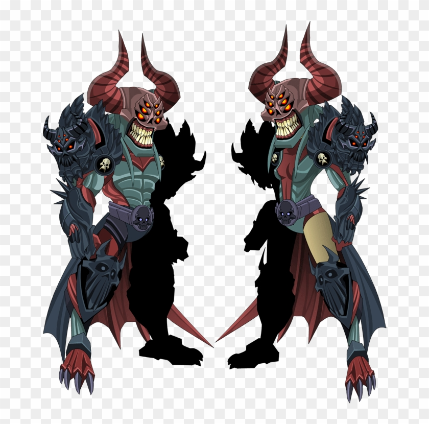 Nulgath Armor Concept Por Dage Aqworlds Brasil - Aqw Nulgath Armor