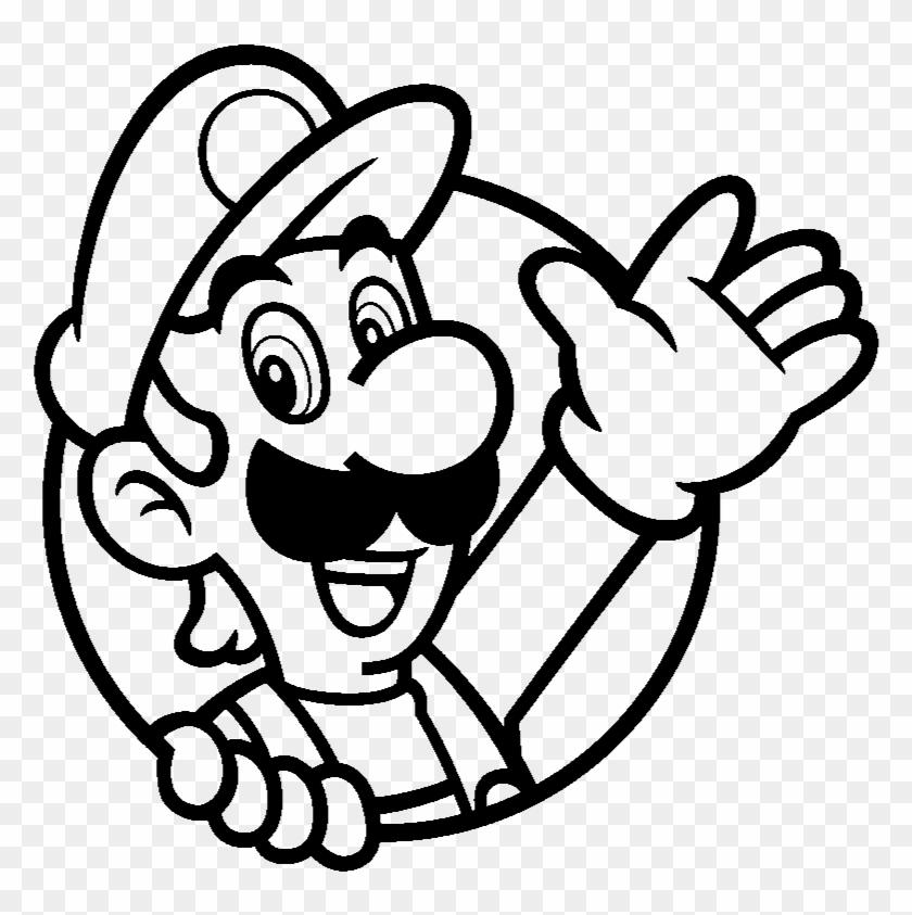 Luigi Super Mario 3d World , Png Download - Luigi Mario 3d