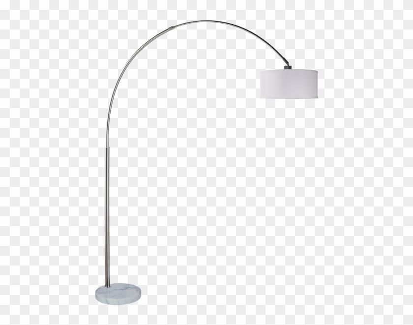 Arc Floor Lamp Marble Base Hd Png, Floor Lamp Concrete Base Repair