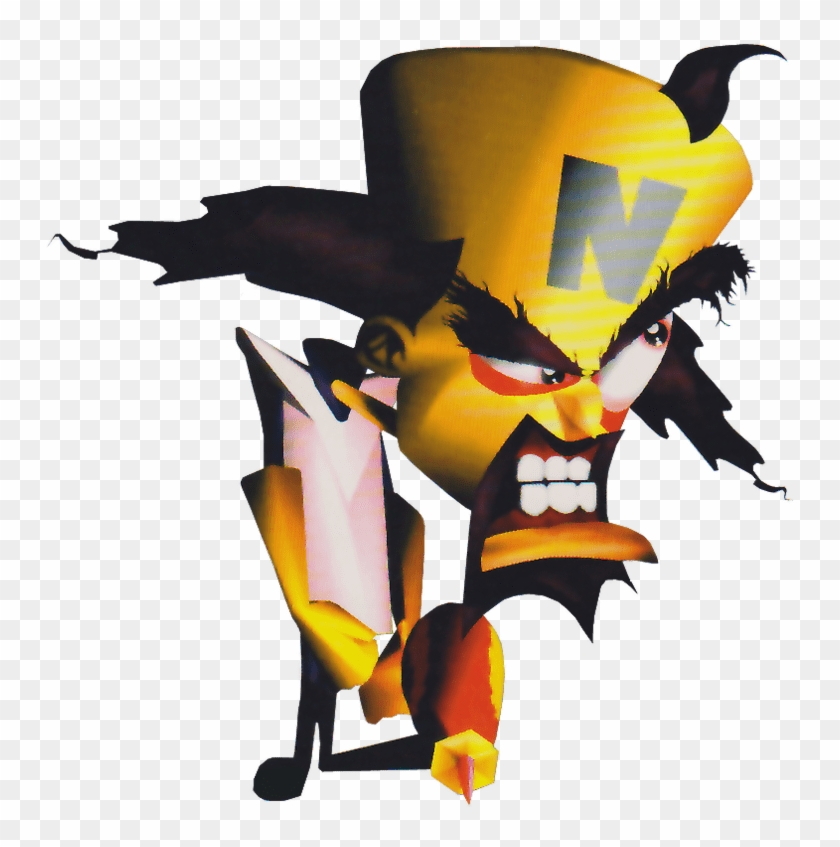 Doctor Neo Cortex Doctor Neo Cortex From The Crash - Dr Neo