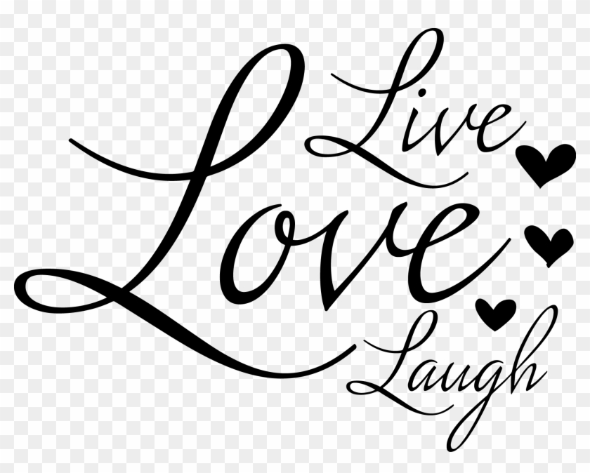 1672+ Live Laugh Love Free Svg DXF Include