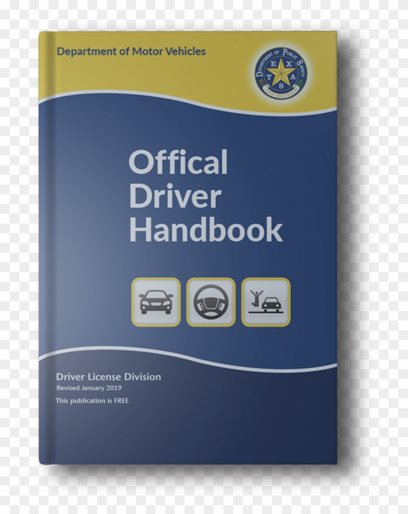 The official 2020 dmv handbook (driver's manual) for your state.