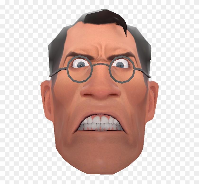 Medic tf2 face