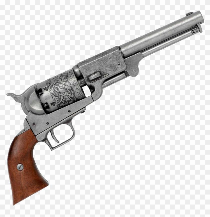 Colt Dragoon Revolver, Usa 1848 » Colt Revolvers » - 1848