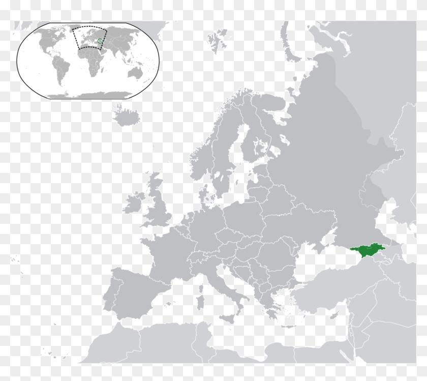 File Georgia Wikipedia Islande Carte Du Monde Hd Png