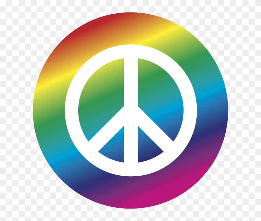 Peaceyo - Whatsapp Peace Emoji, HD Png Download - 628x632