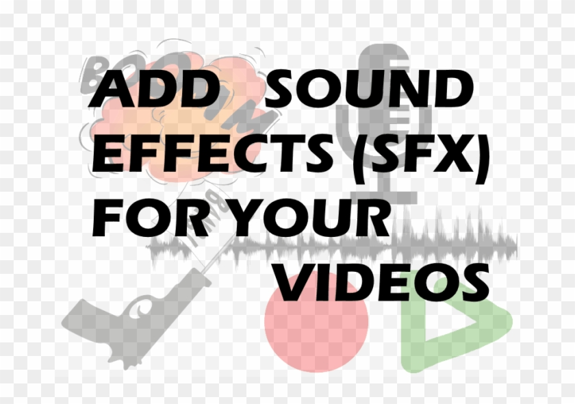 Make Original Sound Effects For Your Video - Use Less Heat And Air