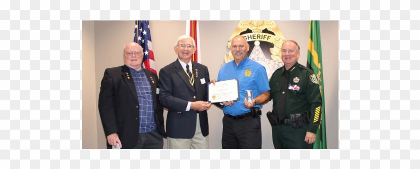 Flagler Sergeant Awarded For 'outstanding Service' - Flagler