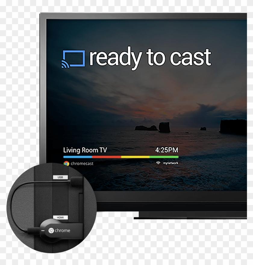 Chromecast Is Google's Apple Tv Like Device That Lets