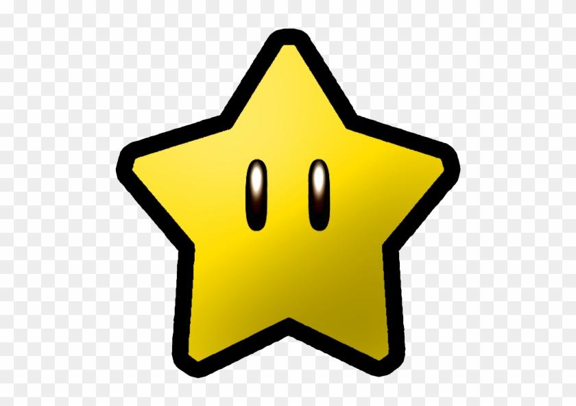 Super Mario 3d World/power Stars - Super Mario Star Png