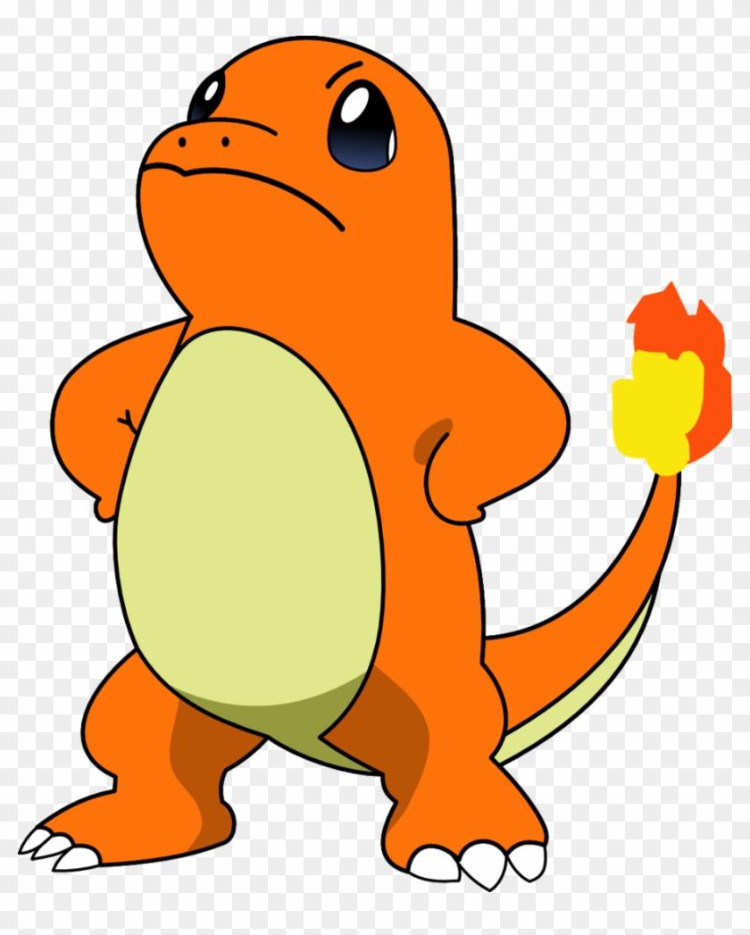 Pokemon Charmander Transparent Images Charmander Proud Hd Png Download 900x1079 448462 Pngfind
