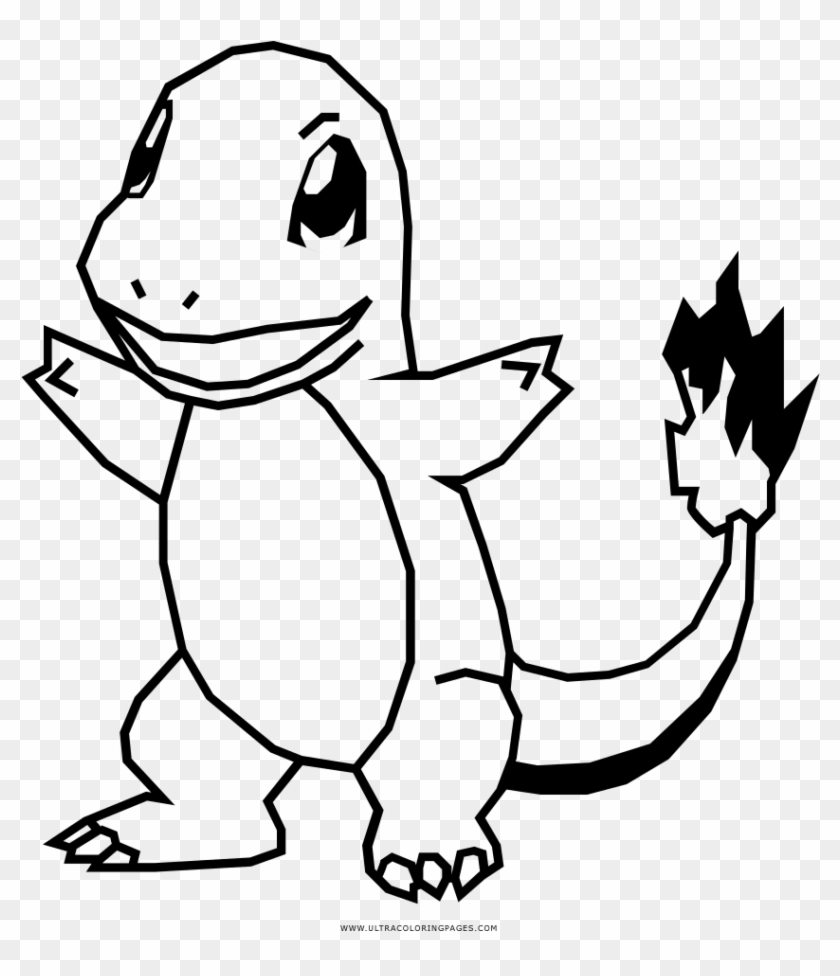 Charmander Coloring Pages With Page Ultra - Pokemon Go ...
