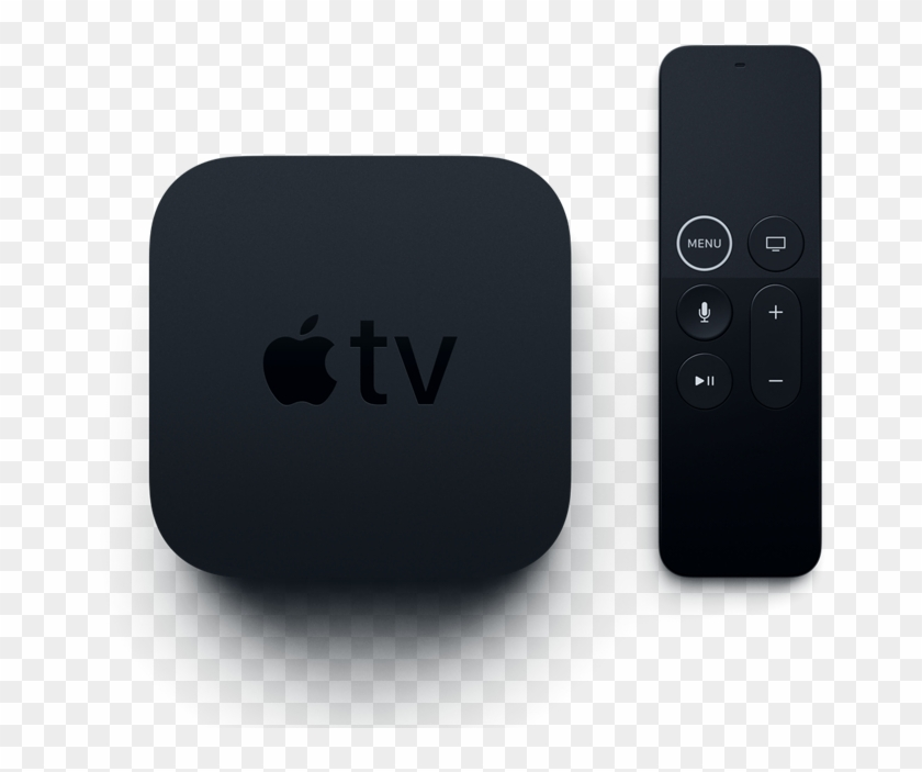 Apple Tv Png - Apple Tv 4k Png, Transparent Png - 722x622