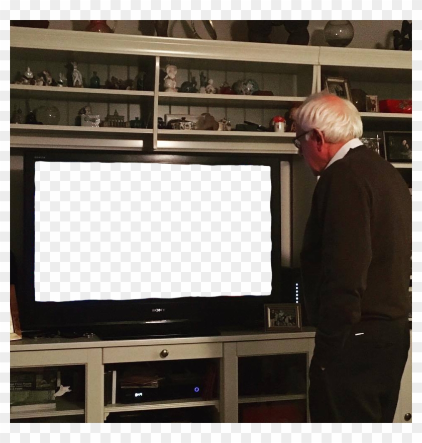 Copy Discord Cmd Sad Bernie Sanders Meme Hd Png Download 960x960 4409338 Pngfind