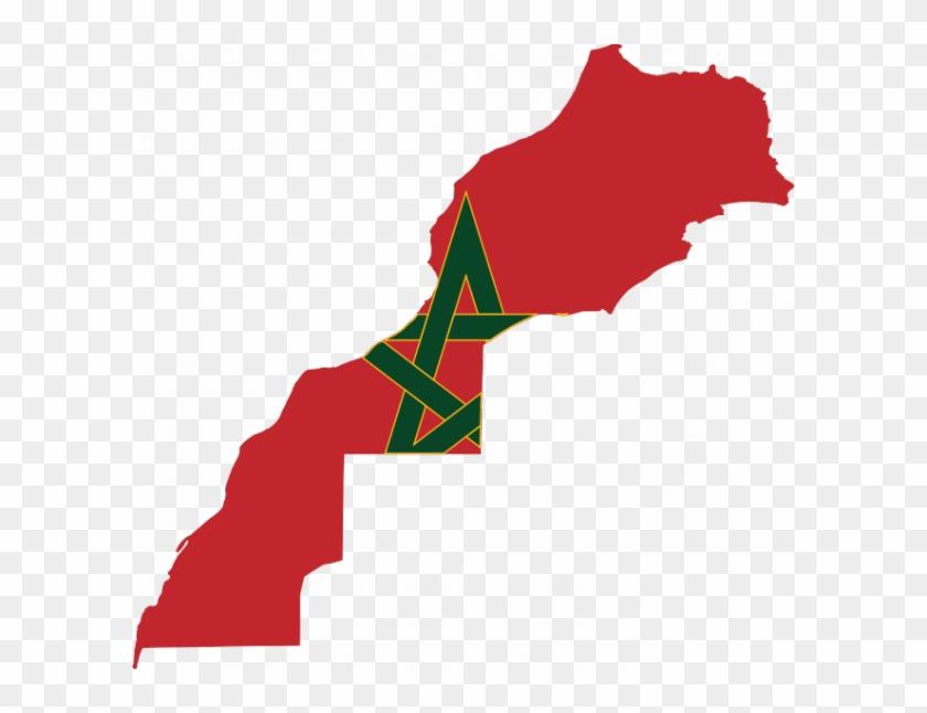 Carte Maroc Png.Carte Maroc Png Morocco Map Svg Transparent Png 600x566
