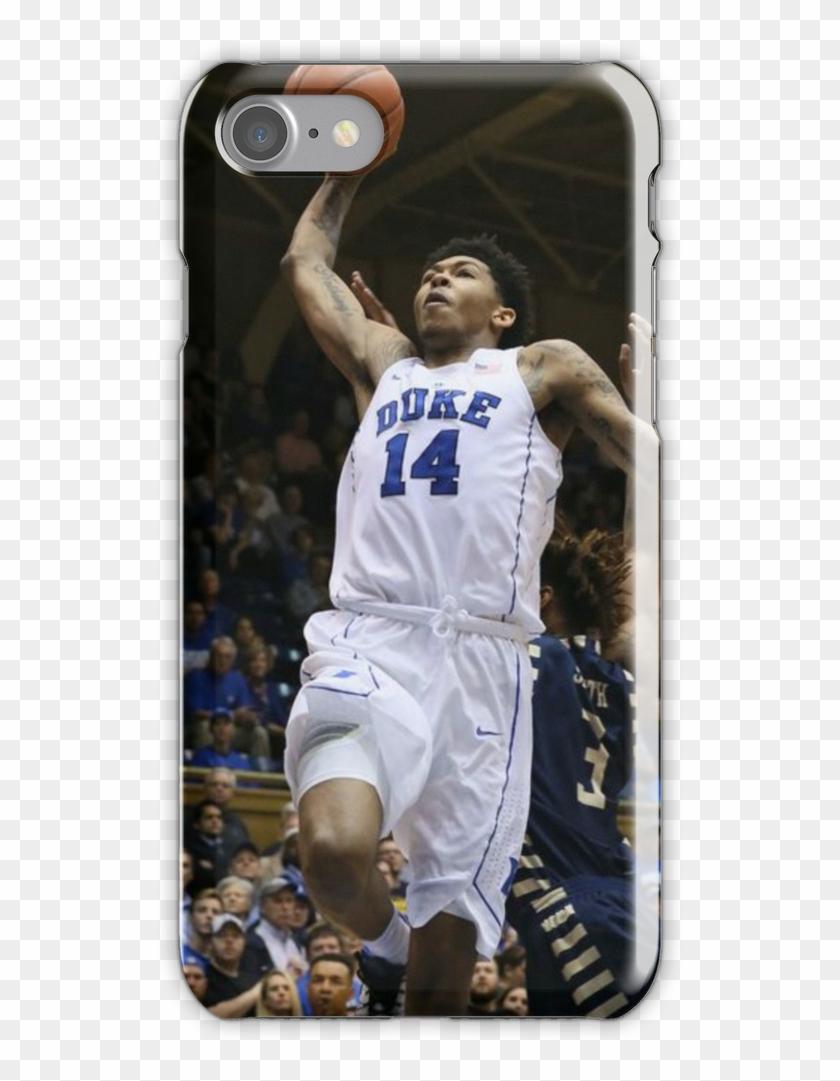 promo code e7072 77279 Brandon Ingram Duke Blue Devils Iphone 7 Snap Case, HD Png Download ...