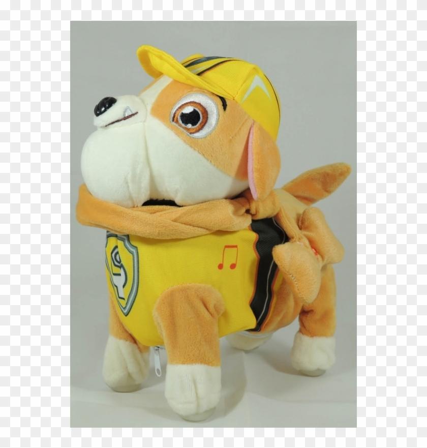 Patrulha Canina Pelucia Cachorro Amarelo Da Patrulha Canina Hd