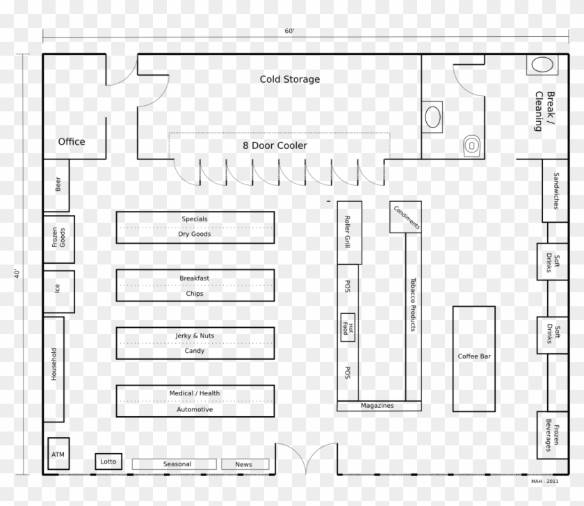 1201 X 978 58 0 Retail Store Layout Plan Hd Png Download 1201x978 4435246 Pngfind